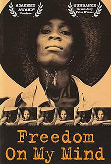 Image result for Freedom on My Mind by Connie Field