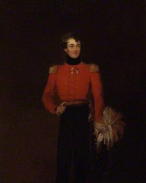 George Dawson-Damer - Image: George Lionel Dawson Damer by William Salter