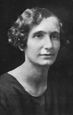 Geraldine Cummins - Geraldine Cummins as a young woman, c.1915