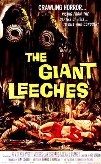 Attack of the Giant Leeches - Image: Giantleeches
