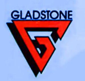 Gladstone Publishing - First Gladstone logo, 1986–1990
