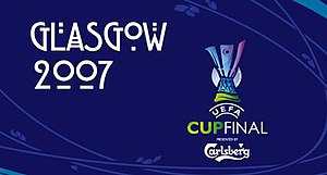 2007 UEFA Cup Final - Image: Glasgow 2007