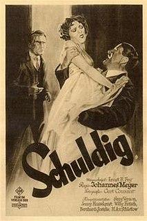 <i>Guilty</i> (1928 film) 1928 film