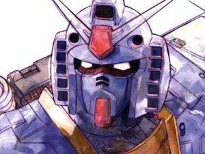 Gundam - RX-78-2 Gundam by Hajime Katoki