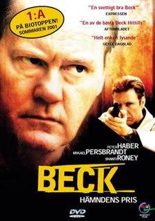 <i>Beck – Hämndens pris</i> 2001 film by Kjell Sundvall