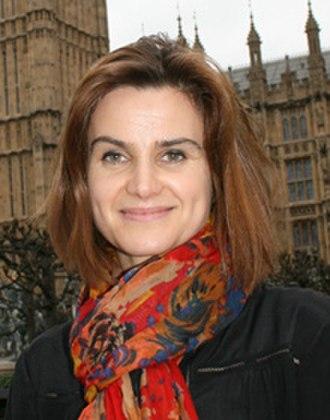 Jo Cox - Image: Helen Joanne Cox