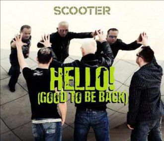 Hello! (Good to Be Back) - Image: Hello! (Good to Be Back) Single artwork