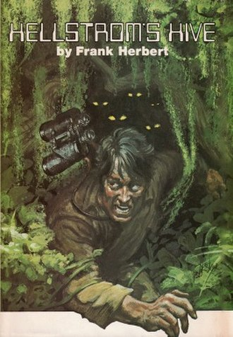 Hellstrom's Hive - Cover of the first edition