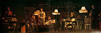 Henry Cow performing in Fresnes, France, 16 No...