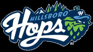 Hillsboro Hops - Image: Hillsboro Hops