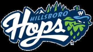 Hillsboro Hops Minor League Baseball team