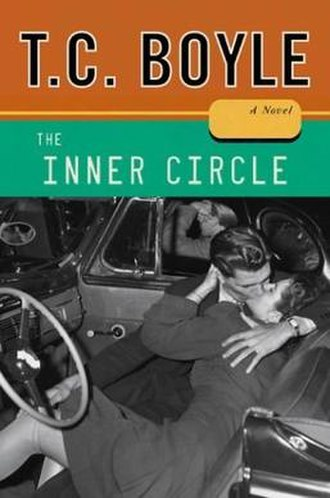 The Inner Circle (T. C. Boyle novel) - US edition cover