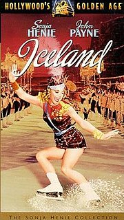 <i>Iceland</i> (film) 1942 film