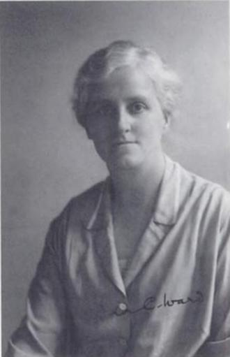 Ida C. Ward - Ida Ward 1880-1949