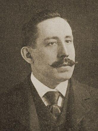 Santiago Iglesias - Image: Iglesias Santiago Pantín 1901