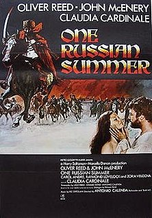 <i>One Russian Summer</i> 1973 Italian film