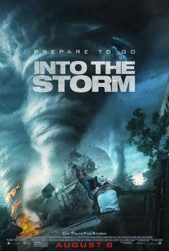Into the Storm (2014 film) - Theatrical release poster