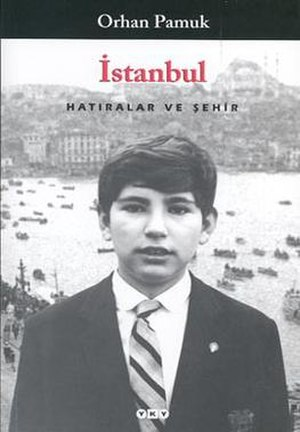 Istanbul: Memories and the City - First edition