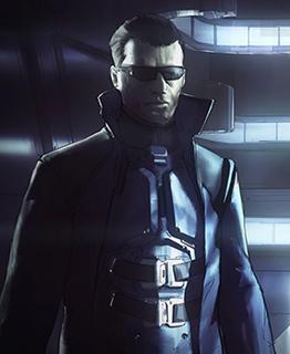 JC Denton character in Deus Ex video game