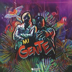 Mi Gente (J Balvin and Willy William song) - Image: J Balvin Mi Gente