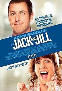 <i>Jack and Jill</i> (2011 film) 2011 film