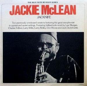 Jacknife (album)