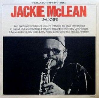 Jacknife (album) - Image: Jacknife album