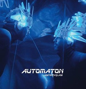 Automaton (song) - Image: Jamiroquai Automaton RSD cover art