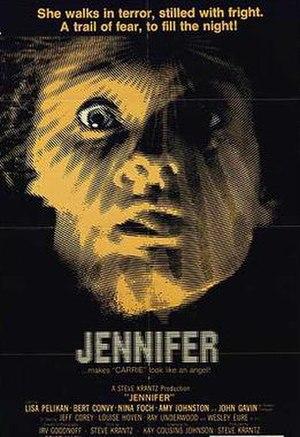Jennifer (1978 film) - Image: Jennifer (film)