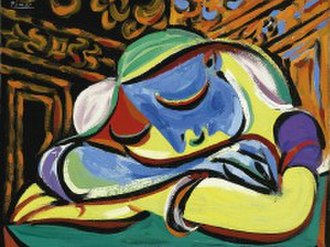 University of Sydney - Jeune Fille Endormie by Pablo Picasso, 1935. The painting was donated to the University in 2010 and auctioned off at Christie's for $20.6 million. The proceeds funded the establishment of many professorial chairs at the future Charles Perkins Centre, where a reproduction and namesake room now stands.