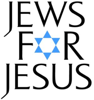 Jews for Jesus - Image: Jews For Jesus logo