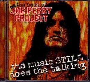 The Best of The Joe Perry Project - Image: Joeperrybestof