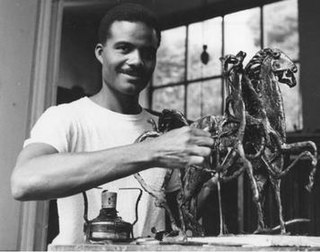 John Rhoden American sculptor