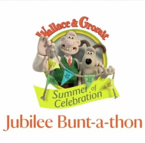 Jubilee Bunt-a-thon - Title screen of Jubilee Bunt-a-thon.