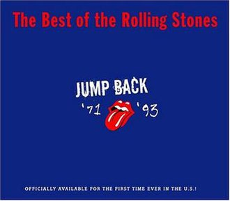 Jump Back: The Best of The Rolling Stones - Image: Jumpbackus