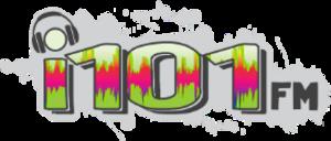 KSKR-FM - Image: KSKR ¡101 logo