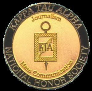 Kappa Tau Alpha - Image: Kappa Tau Alpha