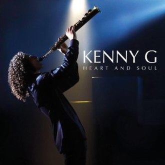 Heart and Soul (Kenny G album) - Image: Kenny G Heart Soul