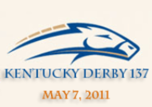 2011 Kentucky Derby - Official logo for the 2011 Kentucky Derby