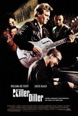 Killer Diller - Promotional poster for the film