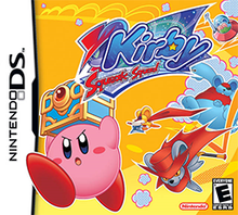 Kirby - Squeak Squad Coverart.png
