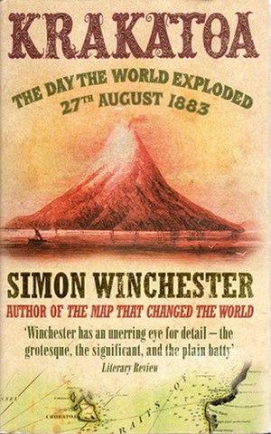 Krakatoa: The Day the World Exploded - Image: Krakatoa The Day the World Exploded cover