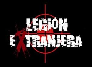 La Legión Extranjera - The logo of La Legión Extranjera.