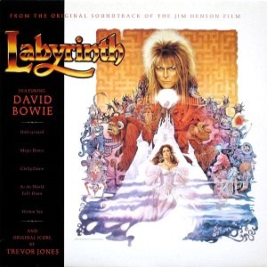 Labyrinth (David Bowie album) - Image: Labyrinth (David Bowie album) coverart
