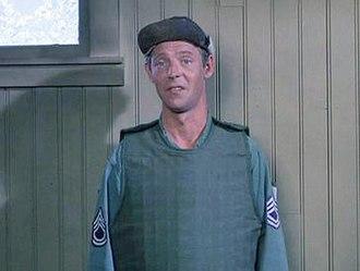 Hogan's Heroes - Larry Hovis as Sgt Carter