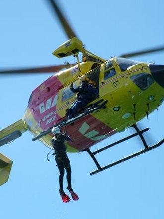 Paramedics in Australia - Image: Lifesaver 3