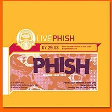 Live Phish 07.29.03 (album cover).jpg