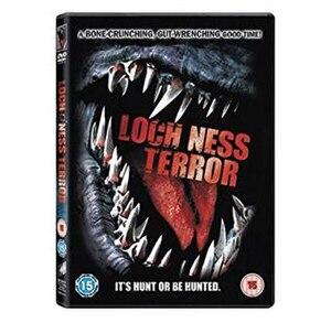 Loch Ness Terror - DVD cover