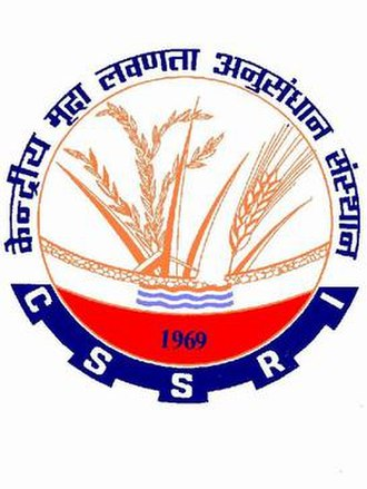 Central Soil Salinity Research Institute - Image: Logo of Central Soil Salinity Research Institute
