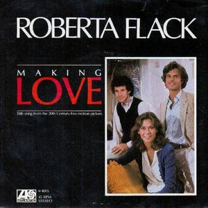 Making Love (song) - Image: Making Love Roberta Flack